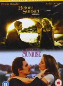 Before sunrise before sunset (import) (coffret de 2 dvd)