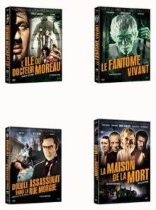 Pack fantastique ( lot 3 coffrets blu-ray + 1  dvd )