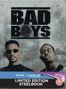 Bad boys - steelbook