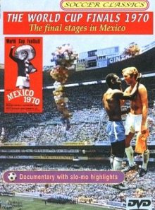 1970 world cup finals - the last 16 [import anglais] (import)