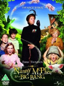 Nanny mcphee et le big bang / nanny mcphee & the big bang ( nanny mcphee and the big bang ) ( nanny mcphee returns (nanny mcphee et le big bang) )