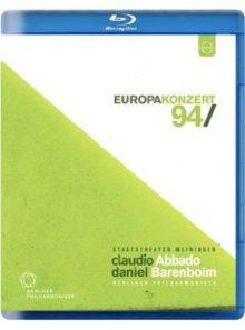 Europakonzert 1994 [blu ray]