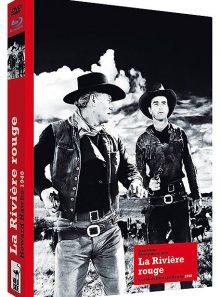 La rivière rouge - édition collector blu-ray + dvd + livre