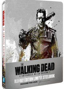 The walking dead - l'intégrale de la saison 7 - édition limitée boîtier steelbook - blu-ray