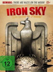 Iron sky - steelbook  import allemagne