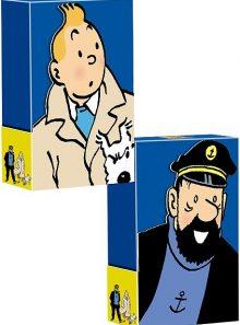 Tintin - coffret capitaine haddock