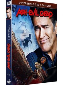 Ash vs evil dead - l'intégrale des saisons 1 à 3