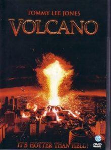 Volcano - edition belge