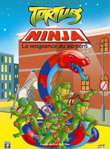 Les nouvelles aventures des tortues ninja - la vengeance du serpent