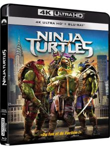 Ninja turtles - 4k ultra hd + blu-ray