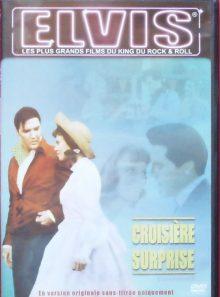 Croisière surprise - collection elvis les plus grands films du king du rock & roll