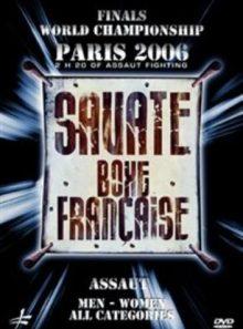 World championship of savate assaut 2006 [dvd]