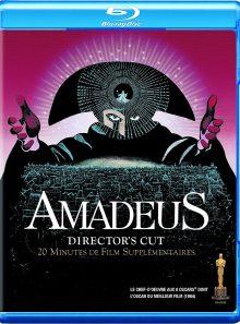 Amadeus version director's cut - import italie