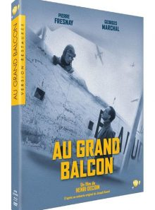 Au grand balcon - combo collector blu-ray + dvd