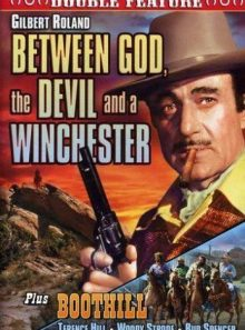 Euro western double feature: between god, the devil & a winchester (1963) / boot hill