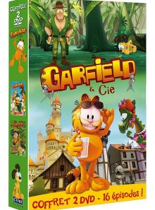 Garfield & cie - vol. 11 : il était un chat ! + vol. 12 : le secret de zabadu - pack