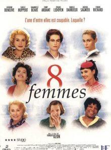 8 femmes - édition prestige