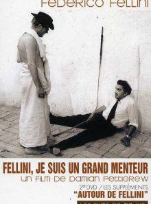Fellini : je suis un grand menteur