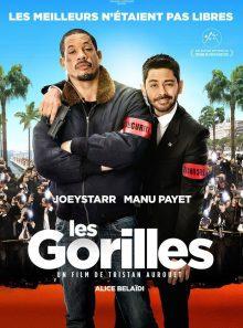 Les gorilles: vod hd - achat