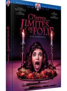Les contes aux limites de la folie - édition collector blu-ray + dvd + livret