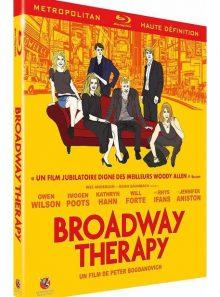Broadway therapy - blu-ray