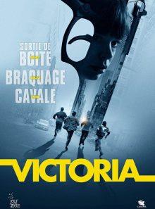 Victoria: vod sd - location