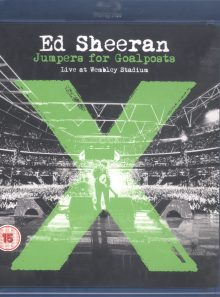 Jumpers for goalposts - live at wembley stadium - ed sheeran