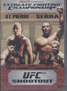 Ufc 69 - shootout - ufc6 - clash of the titans - pack