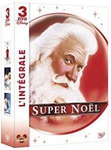Collection super noel disney 3 dvd - super noel + hyper noel + super noel méga givré