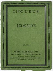Incubus : look alive (edition limitee + cd)