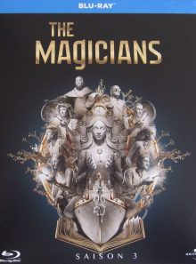 The magicians - saison 3 - blu-ray