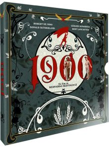 1900 - édition collector blu-ray + dvd + livre