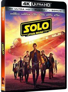 Solo : a star wars story - 4k ultra hd + blu-ray + blu-ray bonus