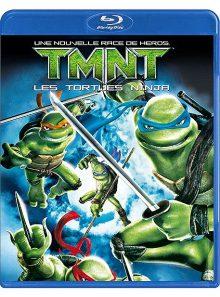 Tmnt, les tortues ninja - blu-ray