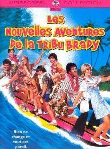 Les nouvelles aventures de la tribu brady