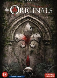 The originals - saisons 1 à 4