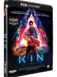 Kin : le commencement - 4k ultra hd + blu-ray