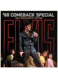 Presley, elvis - '68 comeback special - édition 50ème anniversaire - blu-ray