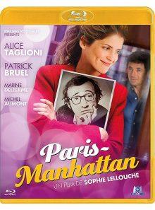 Paris-manhattan - blu-ray