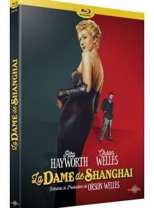 La dame de shanghaï - blu-ray