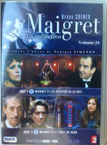 Maigret - la collection - volume 21