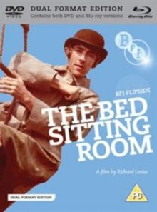 The bed sitting room (bfi flipside) (dvd + blu-ray) [1969]