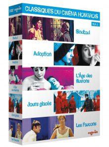 Coffret classiques du cinéma hongrois - volume 2