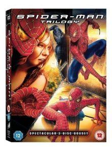 Spider-man trilogy [import anglais] (import) (coffret de 3 dvd)