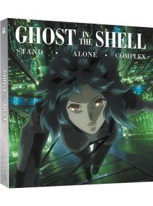 Ghost in the shell - stand alone complex - l'intégrale - édition ultimate blu-ray