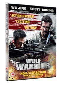 Wolf warrior [dvd]