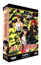 Yu yu hakusho - edition collector - vostfr/vf - partie 1