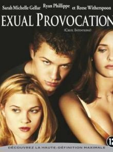 Sexual provocations (blu-ray)