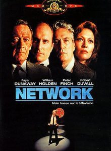 Network, main basse sur la tv