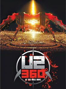 U2 360° at the rose bowl (coffret de 2 dvd)